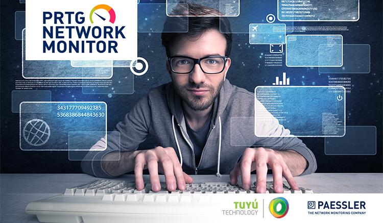 PRTG - Monitorización de redes para profesionales